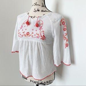 Lucky Brand Children's Boho Shirt